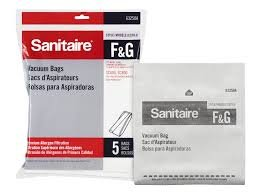 Sanitaire Style F&G Bags - 5pk