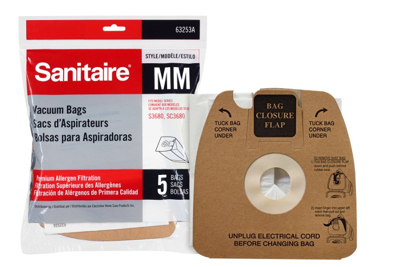 Sanitaire Style MM Bags - 5pk