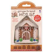 Cookie Cutter - Gingerbread House Kit