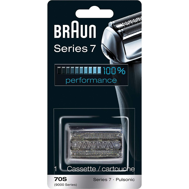 Braun 70S Series 7 Pulsonic Cutter & Foil