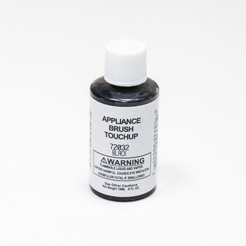 Touch Up Paint - Black - 72032