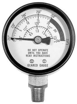 All American Pressure Canner Steam Gauge