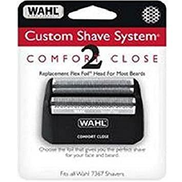Wahl Custom Shave Comfort Close Foil - 2