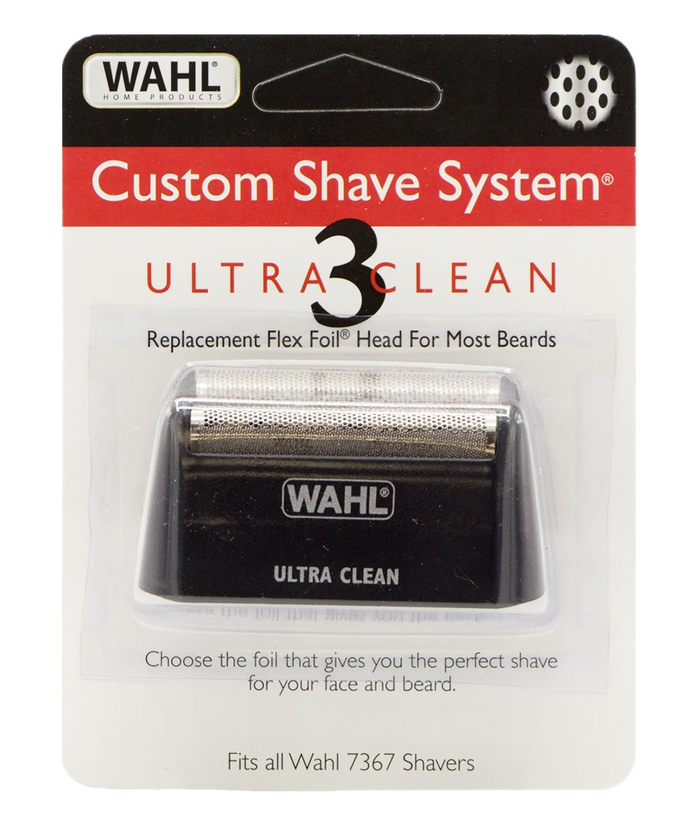 Wahl Custom Shave Ultra Clean Foil - 3