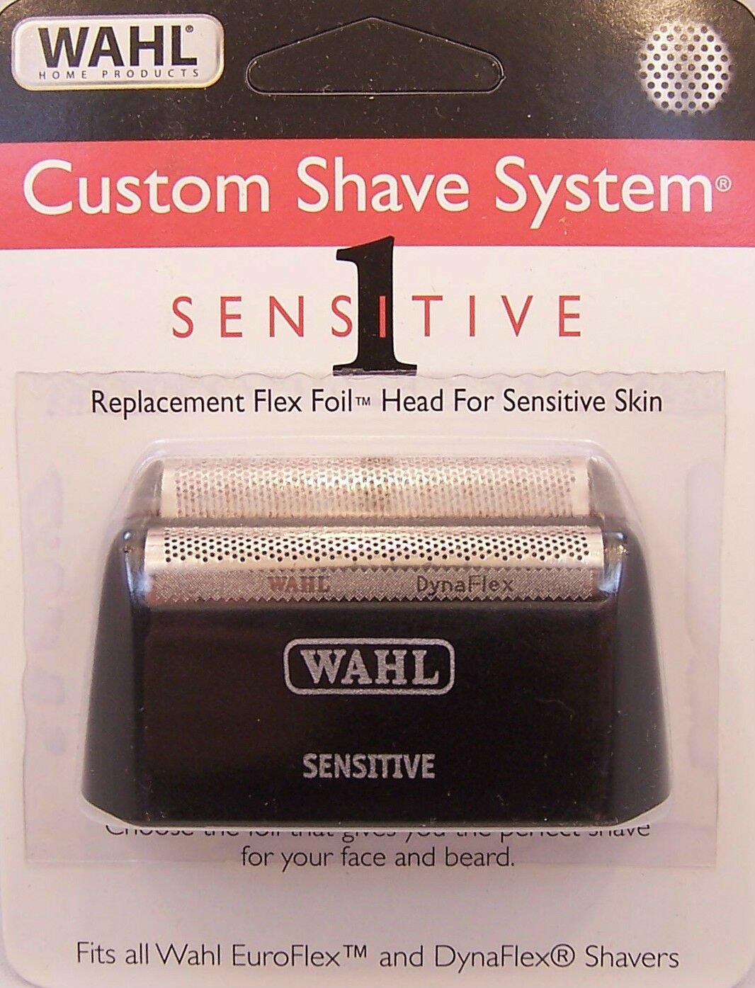 Wahl Custom Shave Sensitive Foil - 1