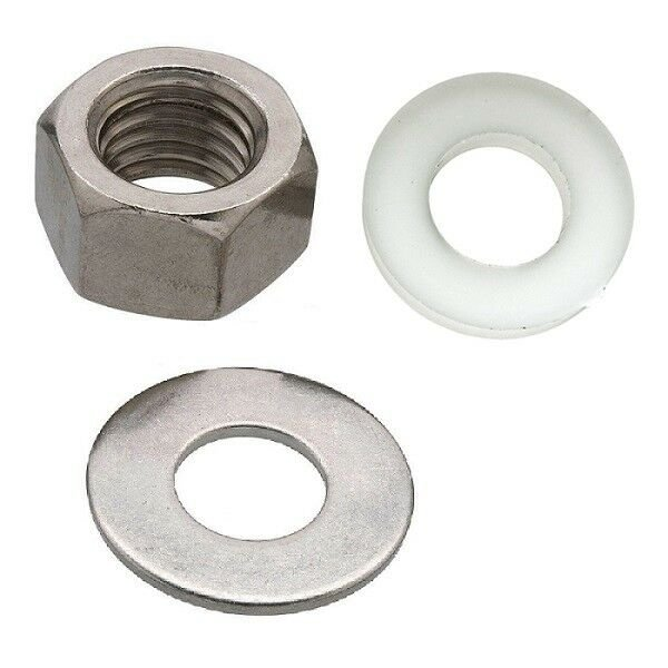 Presto Pressure Canner Gauge Fastener Pack - For Steam Gauge (85772)