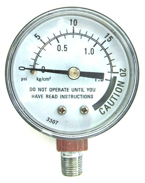 Presto Pressure Canner Steam Gauge - For 12, 16, 20 & 21 Qts