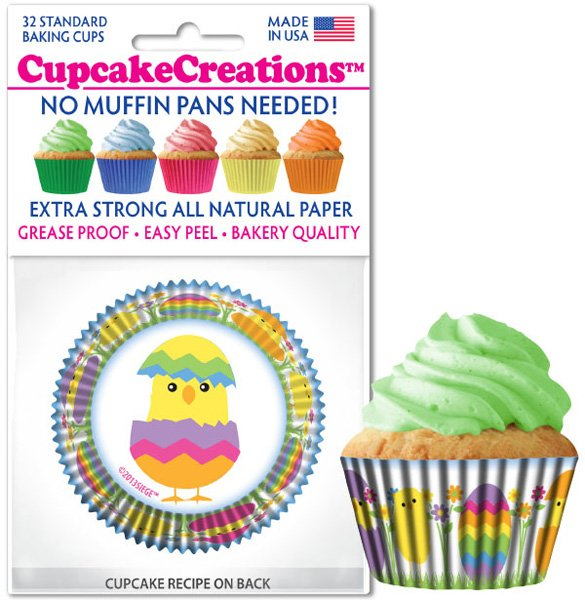 Cupcake Liners - Easter