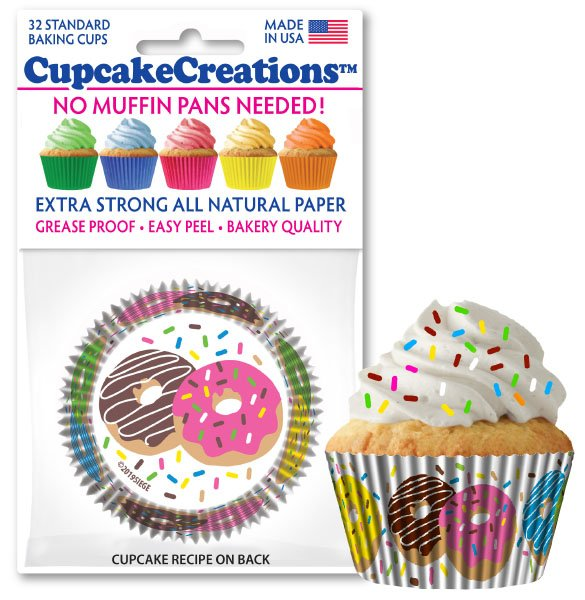 Cupcake Liners - Donuts