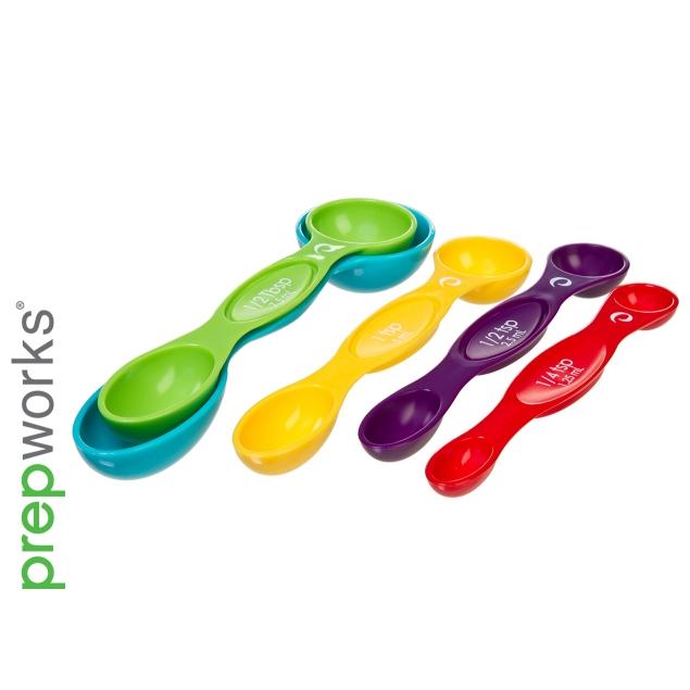Progressive Snap Fit Measuring Spoons