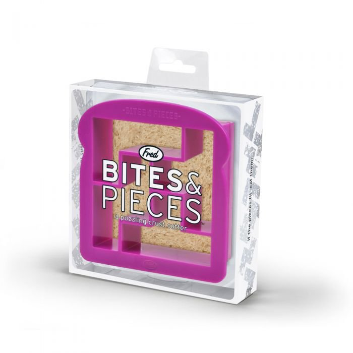 Bites and Pieces Sandwich Cutter