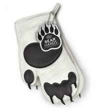 Polor Bear Hands - Oven Mitts 2pk
