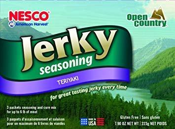 Jerky Works Teriyaki Flavor