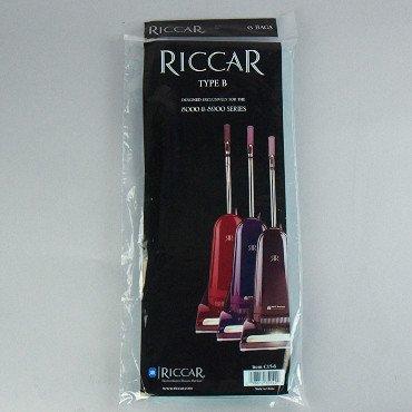 Riccar B / C15 Vacuum Bags - 6 Pack