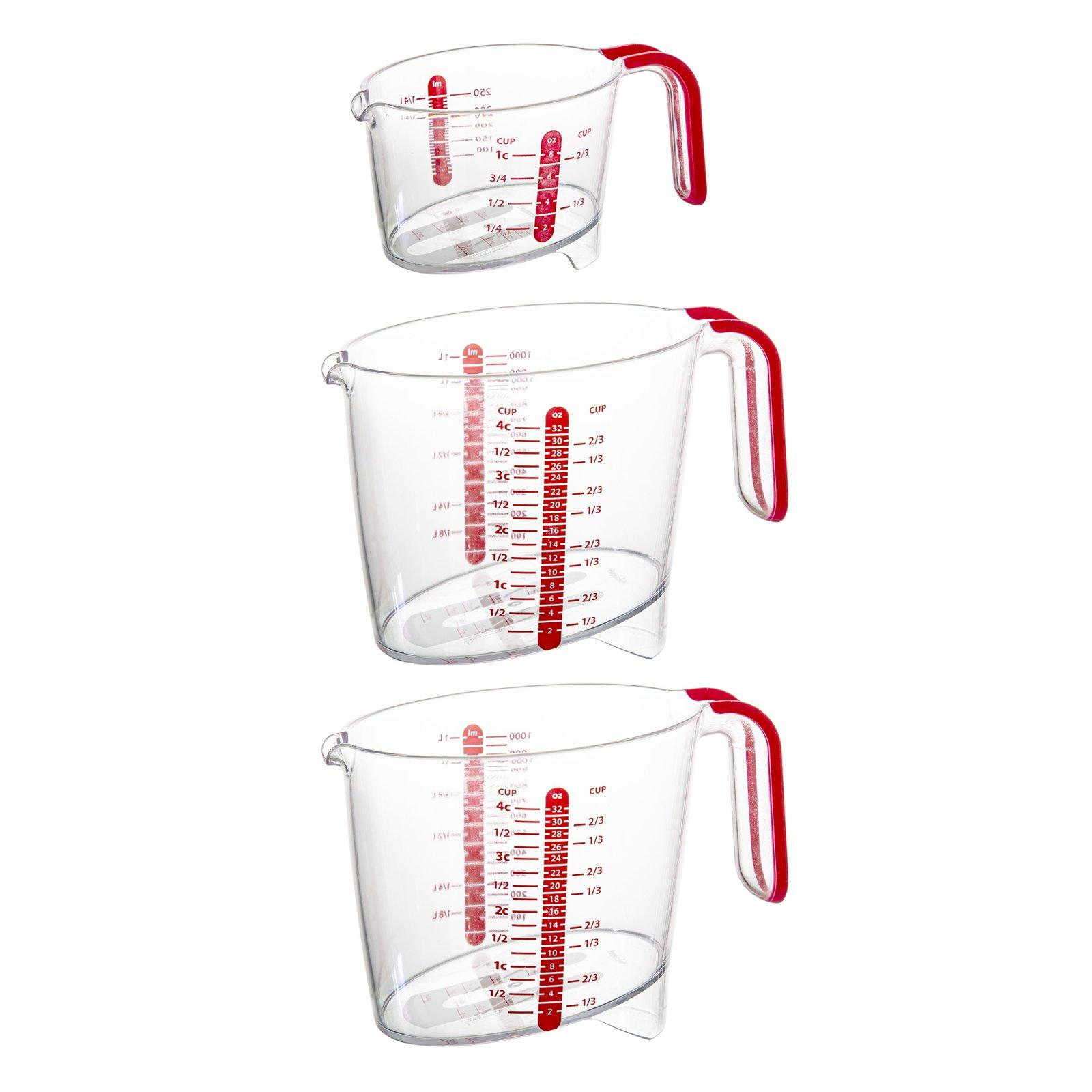 Progressive 4pc Leveling Measuring Spoons