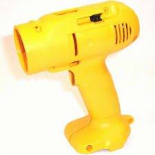 DeWalt 12V Cordless Drill Clamshell Housing (Pistol Grip)