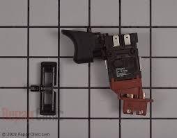DeWalt DC VSR Switch