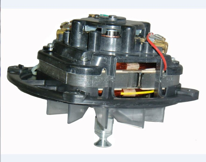 Sanitaire Vacuum Motor Assembly