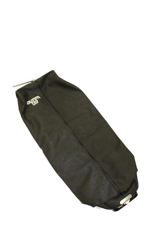Sanitaire Vacuum Outer Bag - Clamp Style Uses F&G Bags (Black)