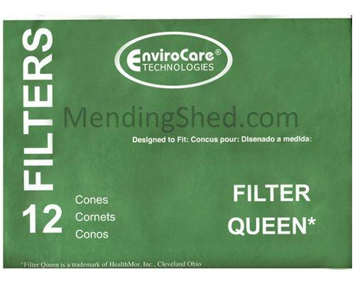 Generic Filter Vacuum Cones - For Filter Queen Vacuums