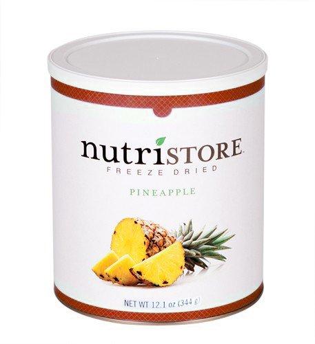 Nutristore Freeze Dried Pineapple - 15.16oz