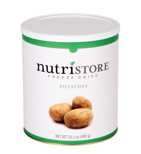 Nutristore Freeze-dried Potatoes - 14.1oz