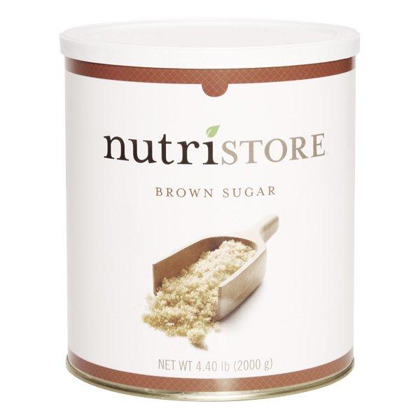 Nutristore Brown Sugar - 4.40 LB