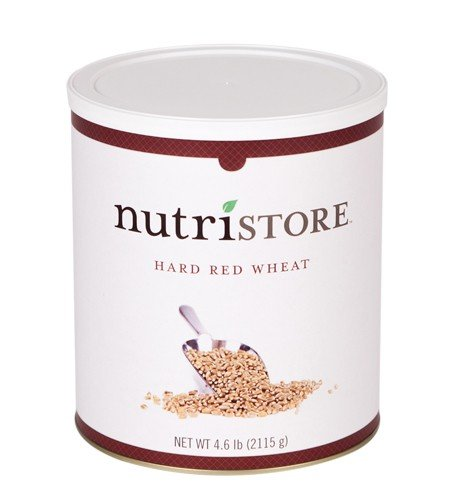 Nutristore Hard Red Wheat - 4.6 lb