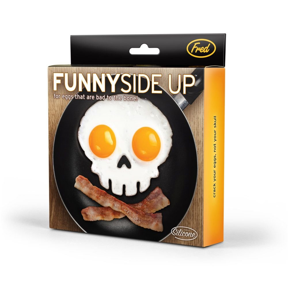 FunnySide Up - Skull