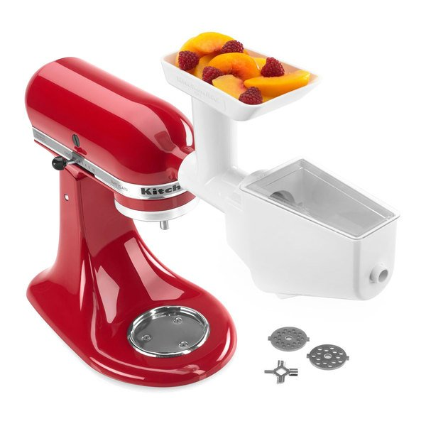 KitchenAid Fruit/Vegetable Strainer & Food Grinder Attachment
