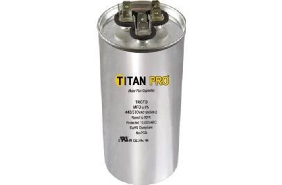 Capacitor Dual Rated Round 45/5 MFD