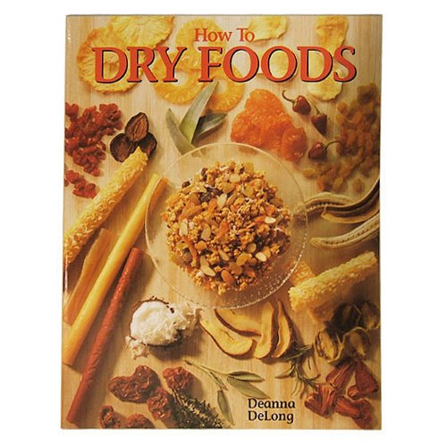 How to Dry Foods Book - HP-9