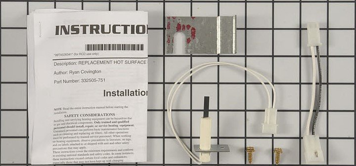 Carrier Ignitor Upgrade Kit