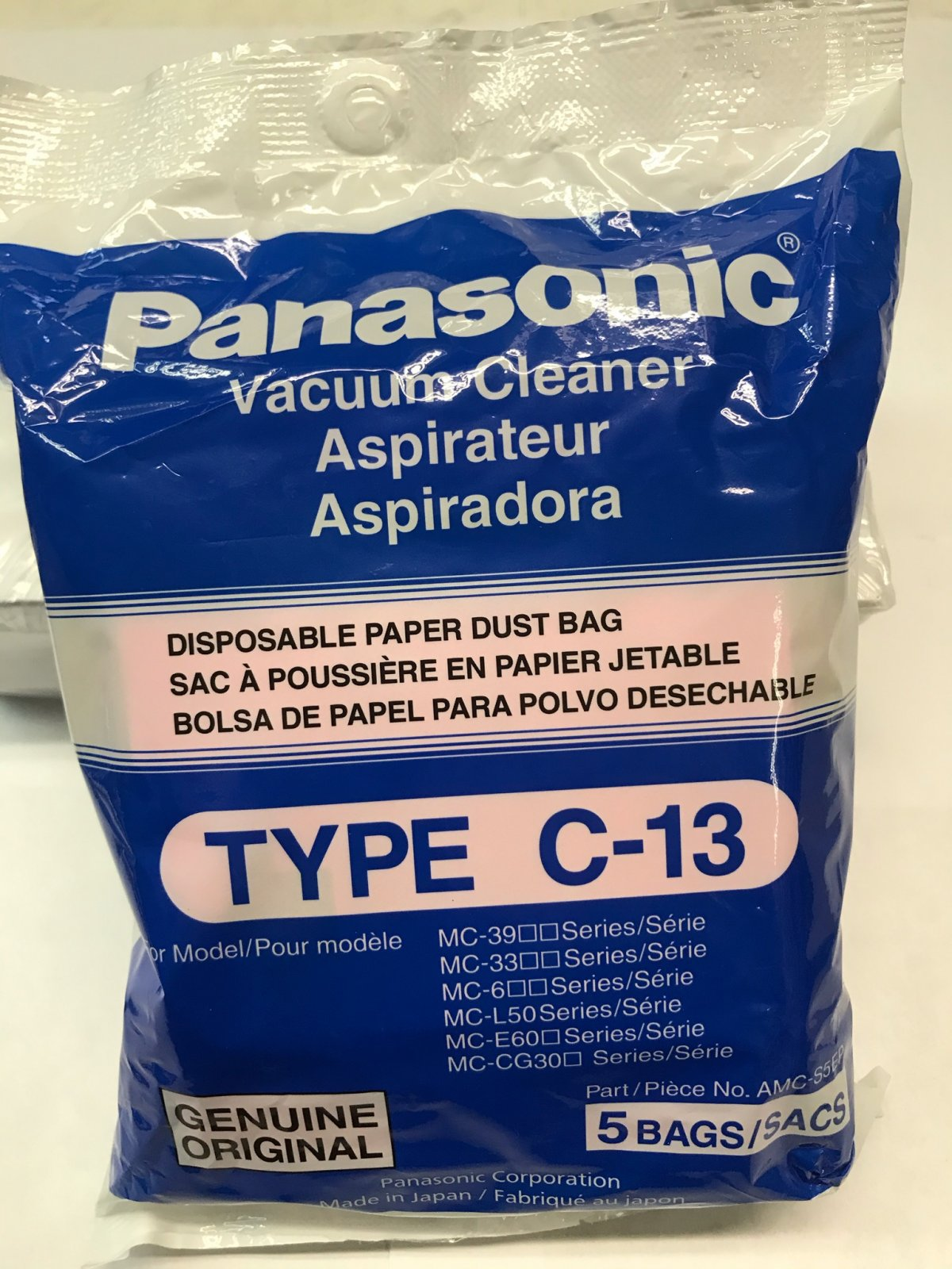 Panasonic C-13 5-Pack