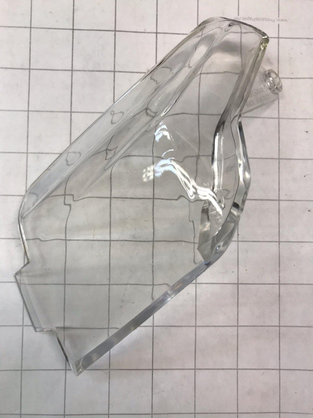Escalade Headlight Covers