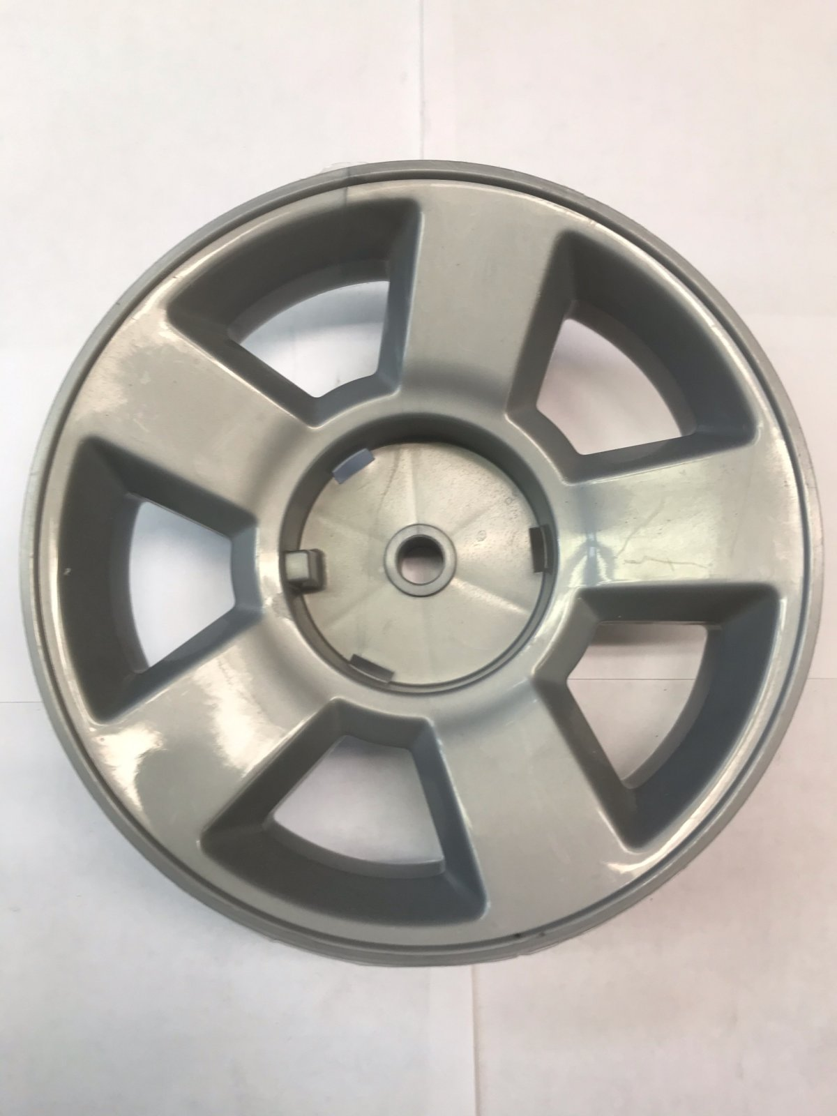 Lil Ford Hubcap - Silver