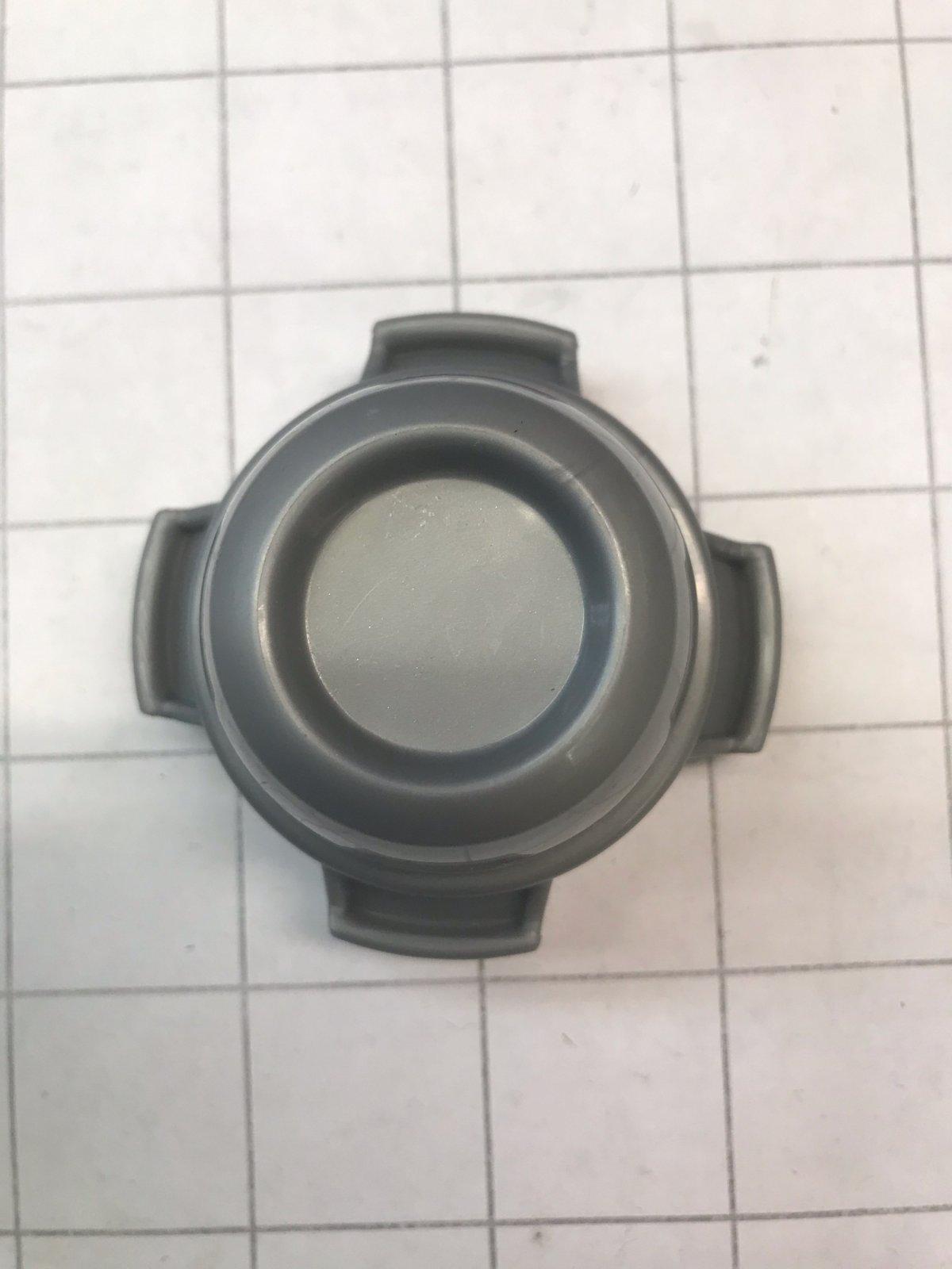 Center Hubcap (4 prongs) for KFX
