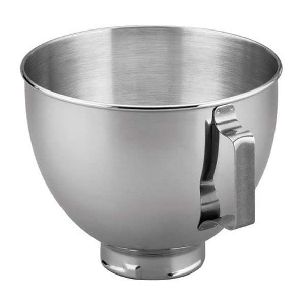 KitchenAid Mixer Bowl - 4.5 Qt - K45SBWH