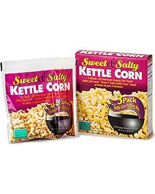 Kettle Corn All-Inclusive Popping Kit - 3 Pack