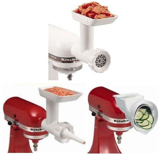KitchenAid Mixer Attachment Pack - FGA RVSA & SSA