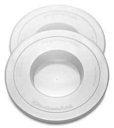 KitchenAid Mixer Bowl Covers (2-pack) - 6 Qt