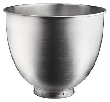 KitchenAid 3.5 Qt Mini Mixer Bowl - KSM35SSB