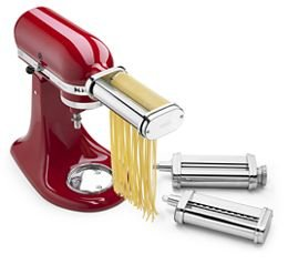KitchenAid Pasta Roller Set - Stand Mixer Attachment
