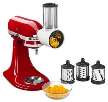 KitchenAid Rotary Slicer/Shredder - Stand Mixer Attachment RVSA - KSMVSA
