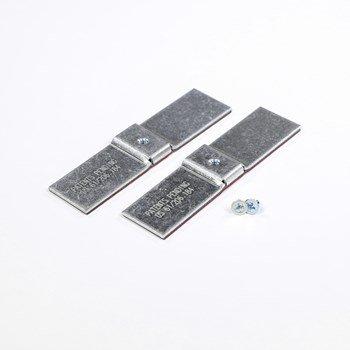 Dishwasher Mounting Bracket Kit - Adhesive Style 2pk - L304458800