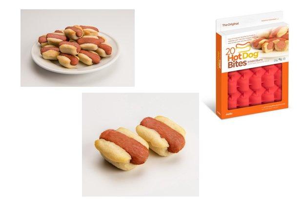 Mini Hotdogs Silicone Mold