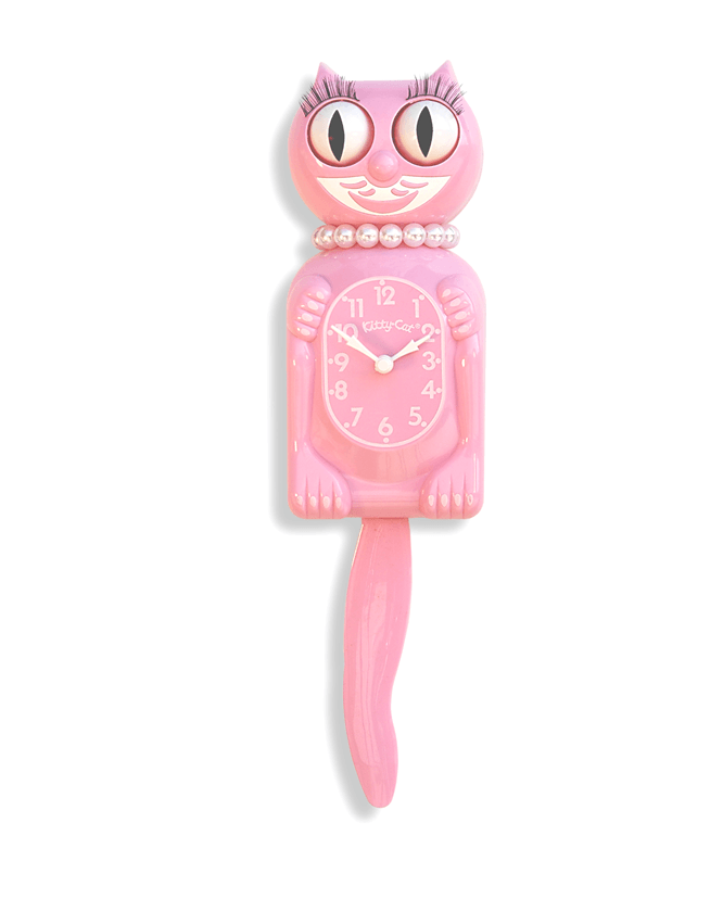 Miss Kitty Cat - Pink