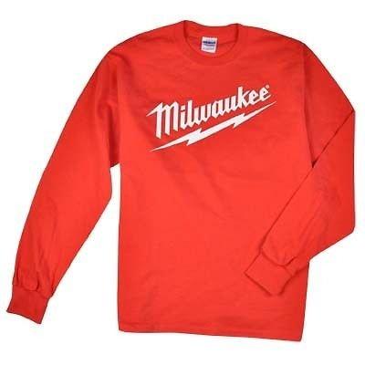 Milwaukee Long-Sleeve T-Shirt - XL