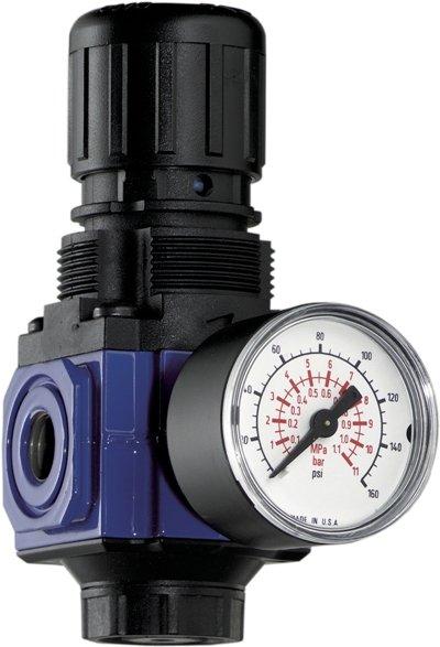 Pressure Regulator w/ Guage - 3/8