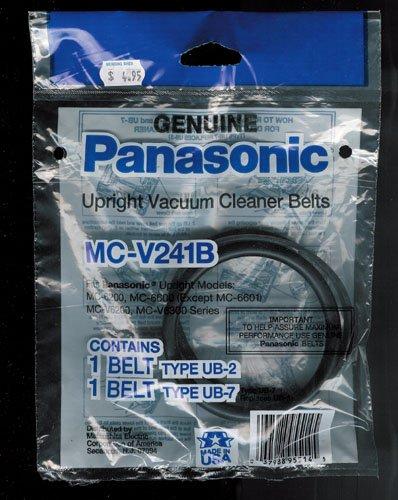 Panasonic Belts UB2 & UB7 1 EA